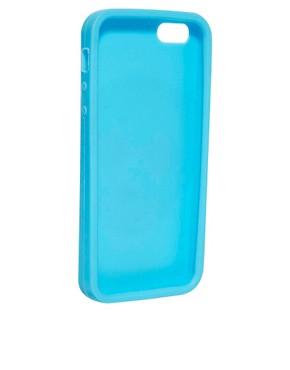 Image 3 ofASOS Jelly iPhone 5 Case With Dog Print