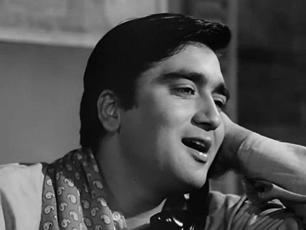 Sunil Dutt  a showman  a doting father and everything in between     A file photo of the late actor Sunil Dutt