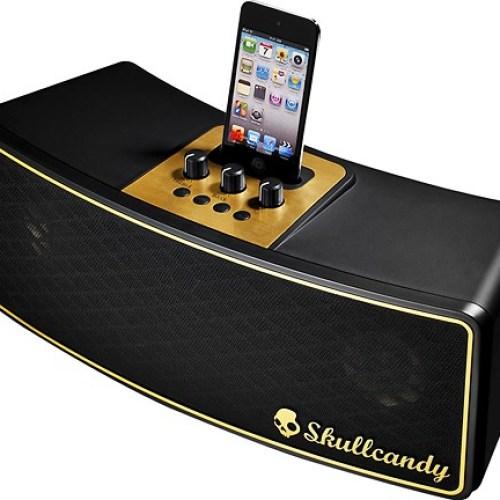 Skullcandy 21 Watt iPhone/iPod Speaker dock:$100