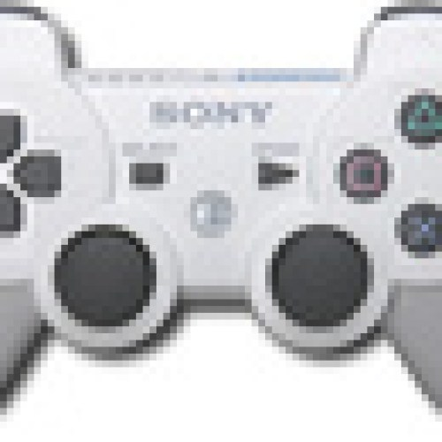 Sony Playstation 3 Dualshock 3 wireless controller (classic white) $39.99 (Reg.$54.99)