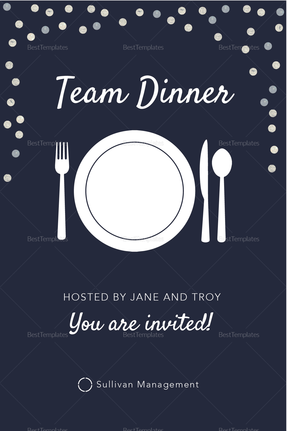 Popular Team Dinner Invitation Samples Team Dinner Invitation Samples Invitation Dinner Template Dinner Invitation Templates wedding invitation Dinner Invitation Template