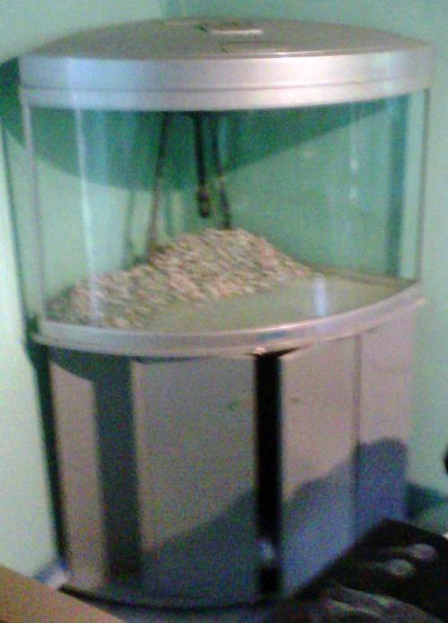 Fish Tanks & Aquariums   JEBO FISH TANK MODEL R470 WITH STAND was sold