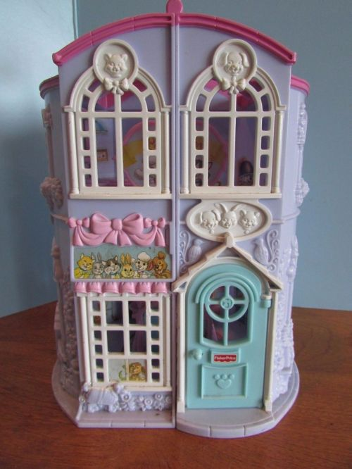 Medium Of Fisher Price Doll House