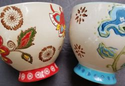 Fulgurant Similar Items Oversized Cappuccino Cups Stephanie Karen By Tables Unlimited Coffee Cup Oz Cappuccinofooted Mugs Stephanie Karen By Tables Unlimited