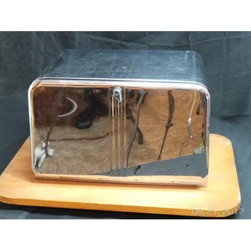 Medium Crop Of Vintage Bread Box