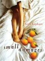 SMALL DAMAGES cover, via indiebound.org (affiliate link)