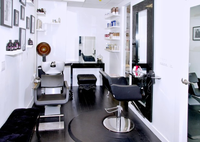 curly hair, salon, shopping, nyc, madonna & co
