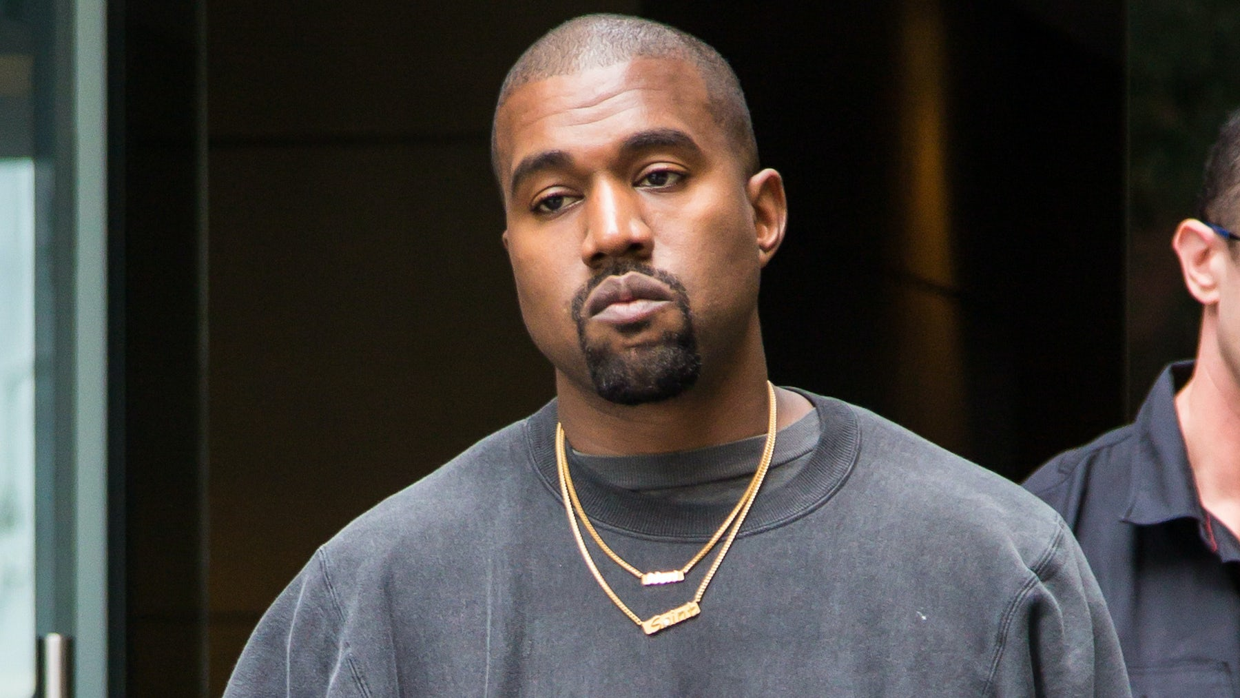 Adidas CEO  We Don t Support Kanye West Slavery Remarks   News     Kanye West   Source  Shutterstock