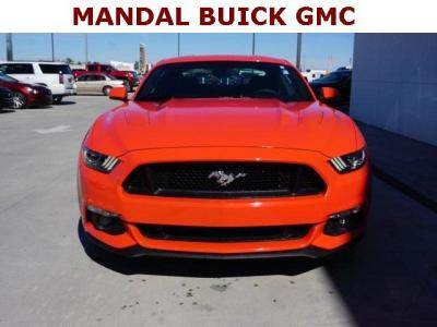 Orange Ford In Mississippi For Sale        Used Cars On Buysellsearch 2015 Ford Mustang Gasoline 2 door with Alloy Wheels