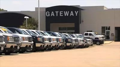 Gateway Buick GMC in Dallas including address  phone  dealer reviews         Gateway Buick GMC Image 4