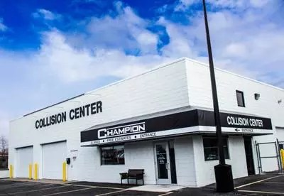 Champion Buick GMC in Brighton including address  phone  dealer     Champion Buick GMC Image 1