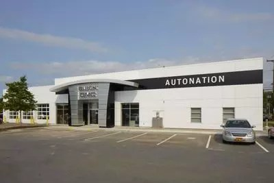 AutoNation Chevrolet Buick GMC Laurel in Laurel including address     AutoNation Chevrolet Buick GMC Laurel Image 1