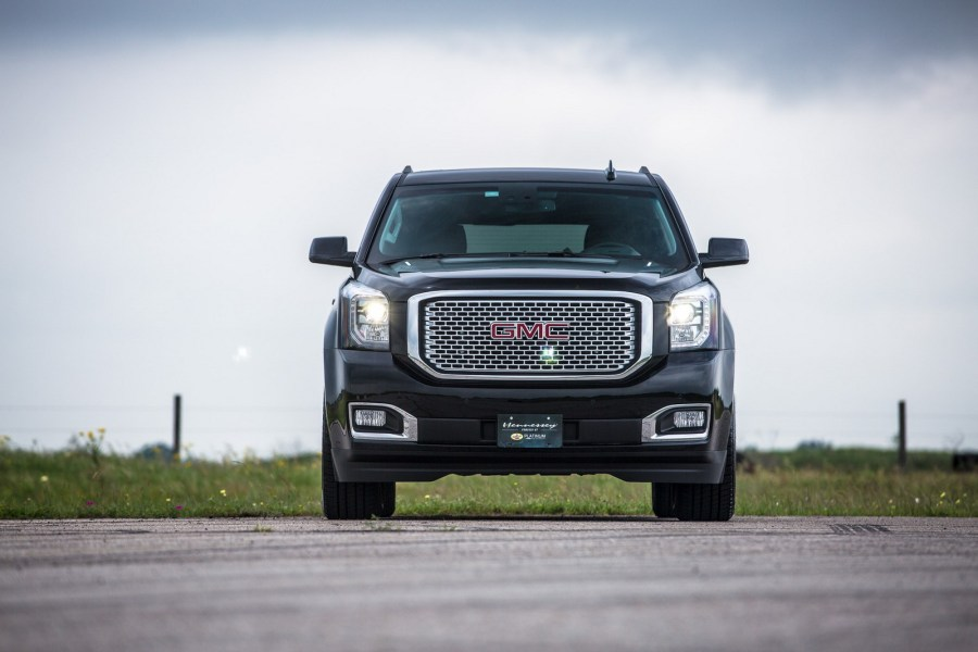 Hennessey Superchargers GMC Yukon Denali To 650 Horses   Carscoops PHOTO GALLERY