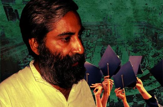 Magsaysay winner Sandeep Pandey sacked from BHU for being