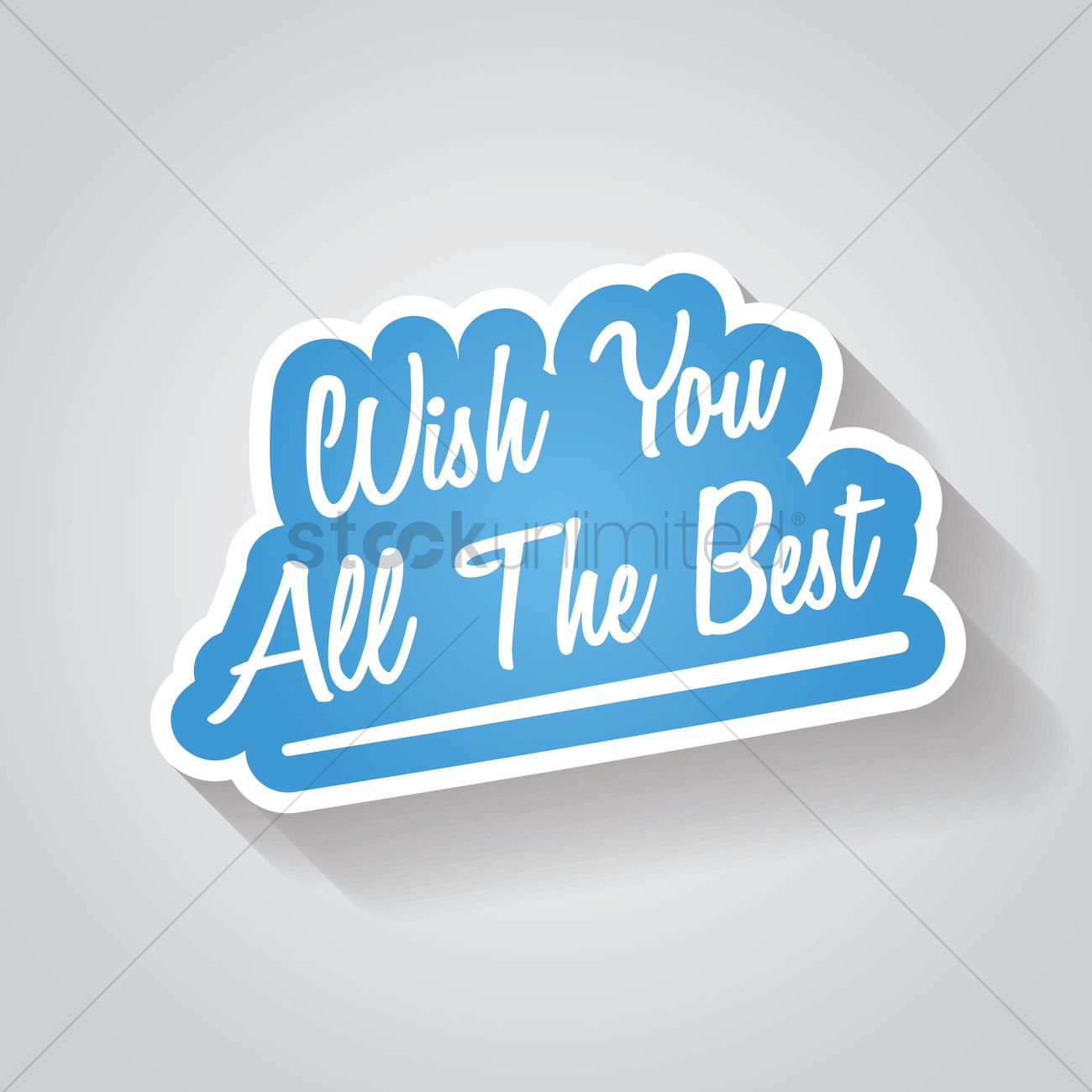 Sightly Wish You All Sign Vector Graphic Wish You All Sign Vector Image Stockunlimited Wish You On Wish You Your Future Endeavors inspiration Wish You The Best