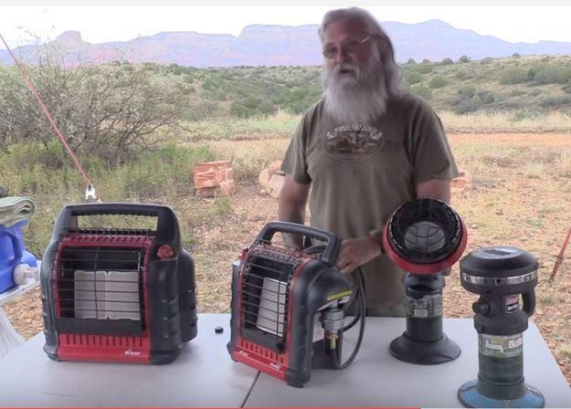 Cheap Rv Living Com Heater Comparison Mr Heater Buddy