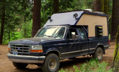 Boondocking-Forest