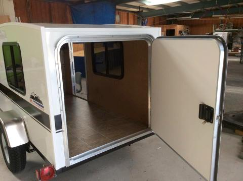 Cheap rv you can afford to be a vandweller for Cheap back doors