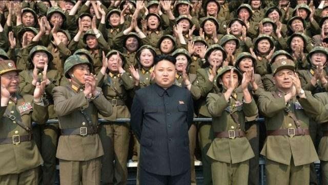 Funcionarios de Estados Unidos debaten la idea de un posible ataque a Corea del Norte