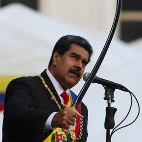 """Nueva temporada de las """"aventuras"""" de Maduro en Costa Pobre"""