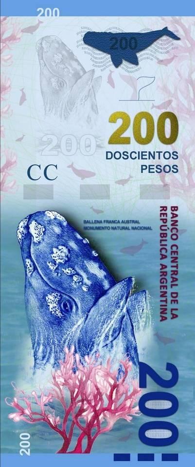 El nuevo billete debuta el 26 de octubre y se presenta en Puerto Madryn.