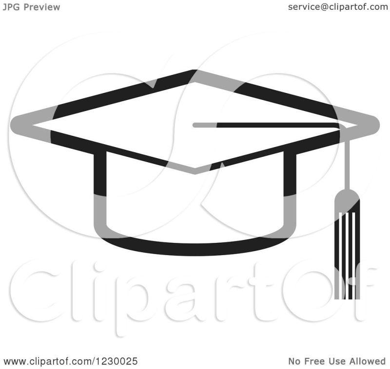 Large Of Graduation Cap Icon