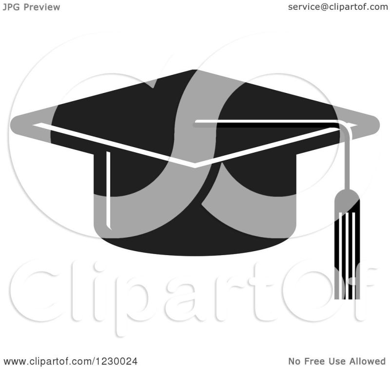 Large Of Graduation Cap Icon