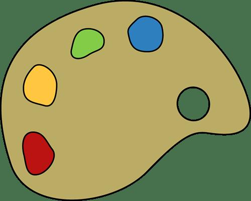 paint palette clip art rh phantwallpaper com palette clipart free artist paint palette clipart
