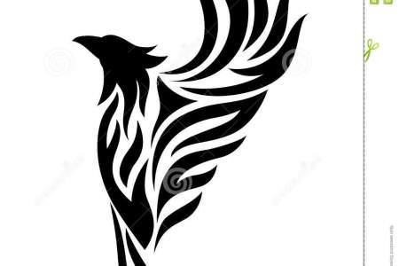 tattoo clipart phoenix tattoo clipart art 64873448