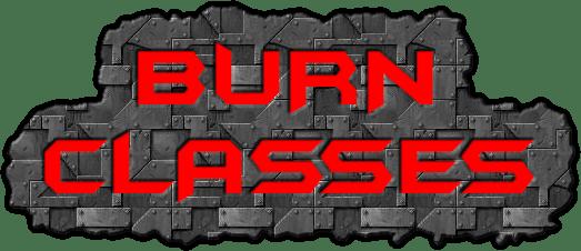 BURN CLASSES