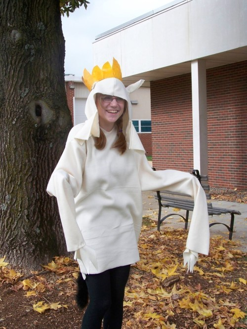 Medium Of Where The Wild Things Are Costume