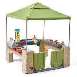 Small Of Big Backyard Playhouse
