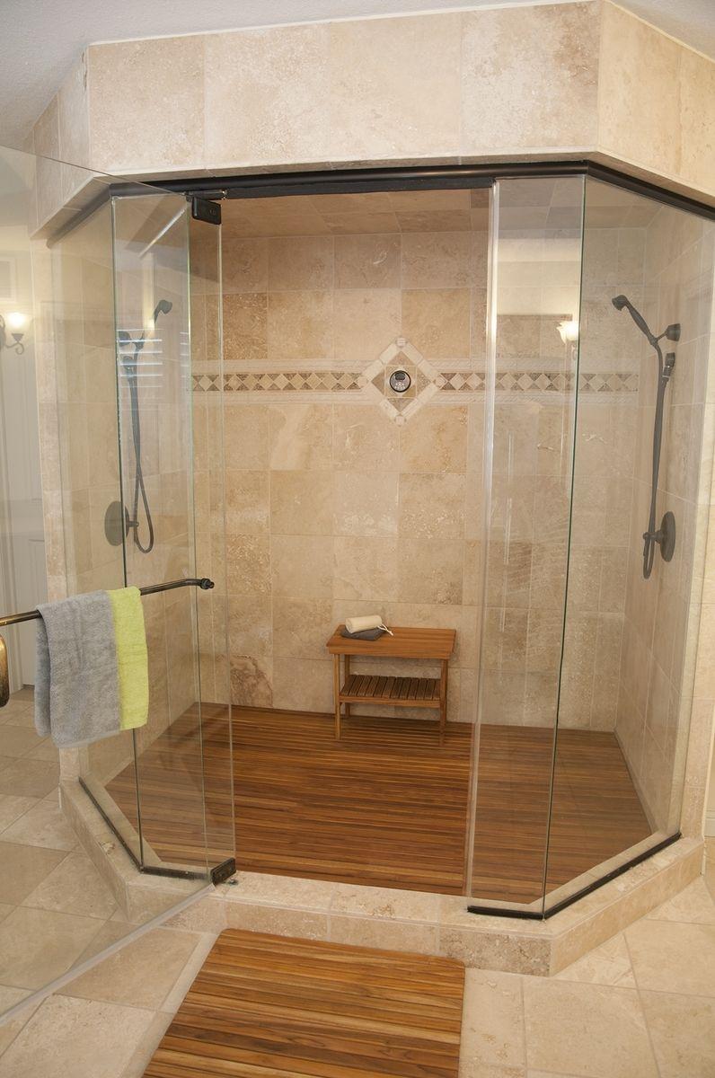 Pleasing Custom Made Teak Shower Mat Hand Made Teak Shower Mat By Teak Shower Mat 36 X 30 Teak Shower Mat Home Depot houzz 01 Teak Shower Mat