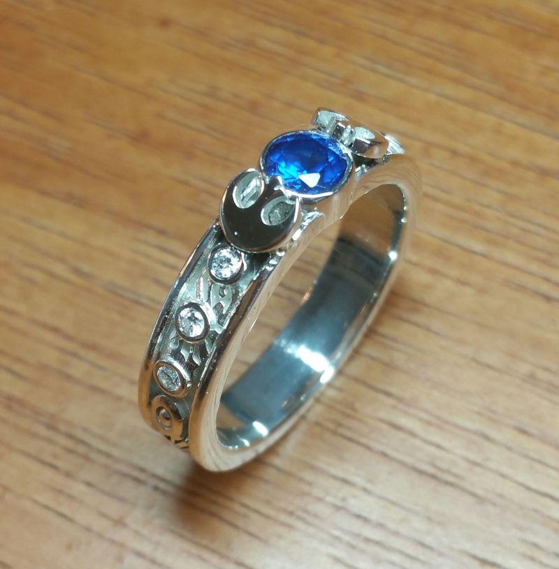 Large Of Star Wars Wedding Rings