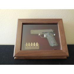 Small Crop Of Gun Display Case