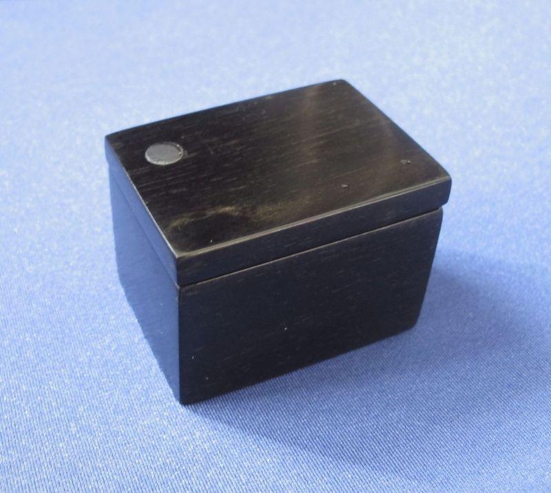 Peaceably Custom Made Ebony Engagement Ring Box Custom Made Ebony Engagement Ring Box By Joseph Zisa Handcrafted Engagement Ring Box Wood Engagement Ring Box Ideas
