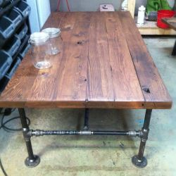 Small Of Cast Iron Table Legs
