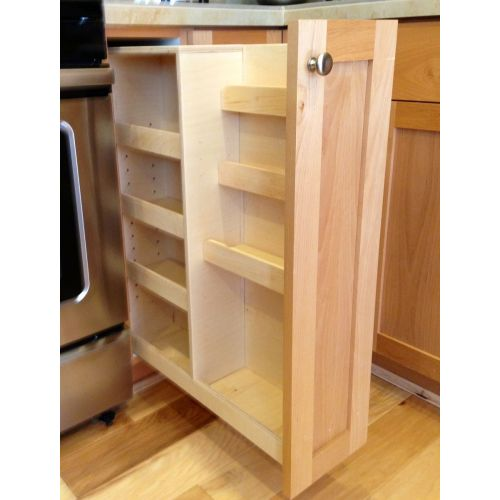 Medium Crop Of Pull Out Spice Rack