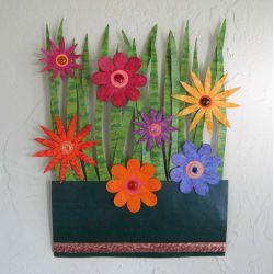Small Crop Of Garden Wall Art Ideas