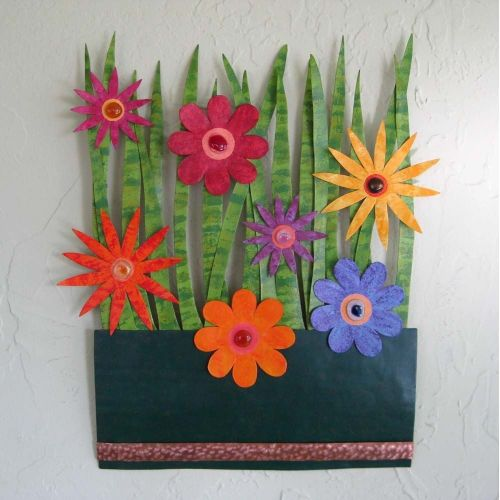 Medium Crop Of Garden Wall Art Ideas
