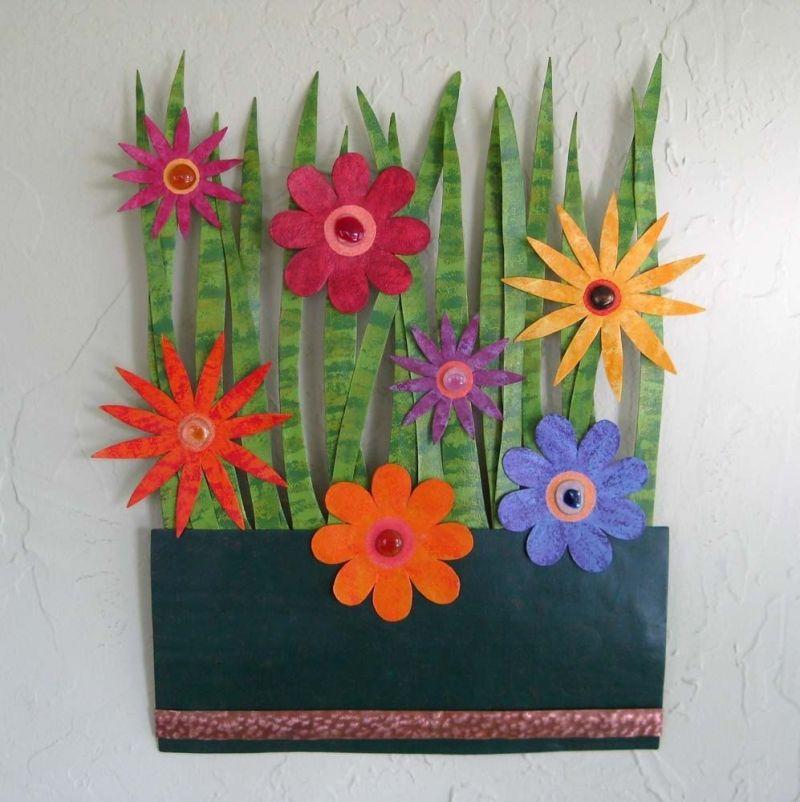 Large Of Garden Wall Art Ideas