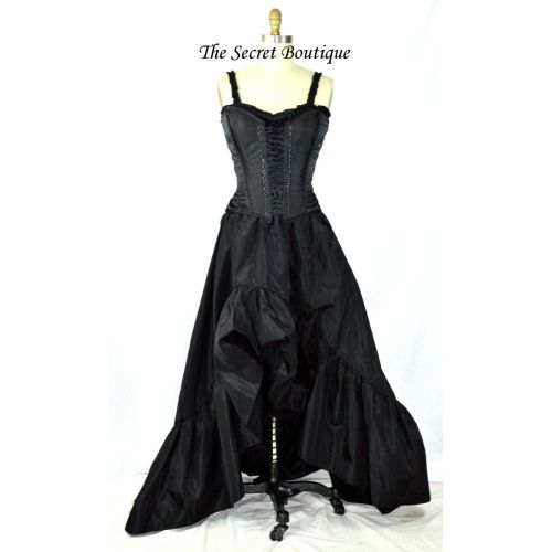 Medium Crop Of Victorian Wedding Dress