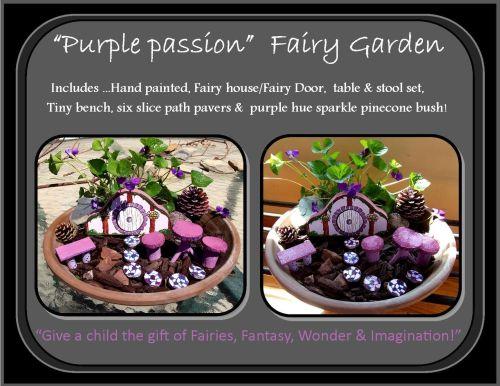 Medium Of Fairy Gardens Kits