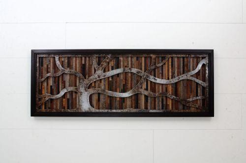 Medium Of Wood Wall Art
