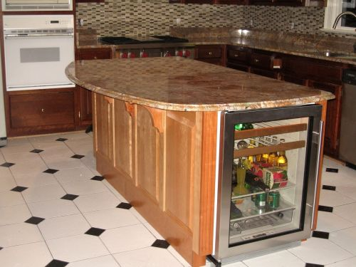 Medium Of Handmade Kitchen Islands