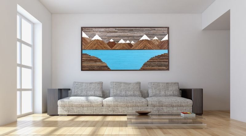 Large Of Rustic Wall Art