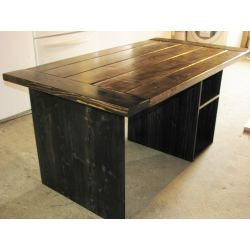 Tempting Homemade Office Hand Made Farmhouse Style Office Desk By Customfurniture Homemade Office Seal Homemade Office Desk N Homemade Rustic Wood Furniture Easy Rustic Furniture home decor Homemade Rustic Furniture