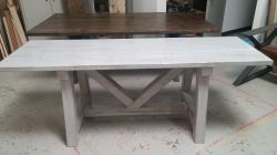 Small Of Farmhouse Dining Table