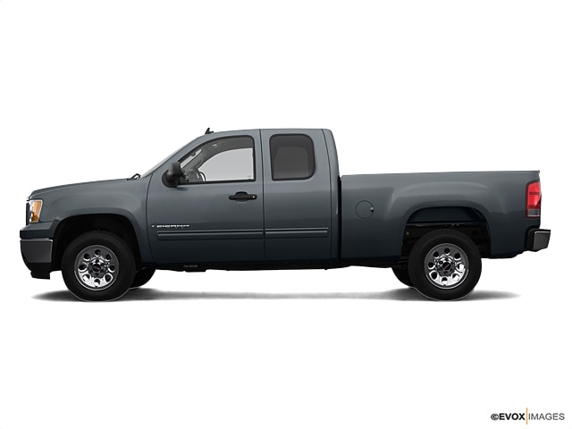 Used 2007 GMC Sierra 1500 For Sale in Greensboro NC   2007 GMC Sierra 1500 Truck Extended Cab