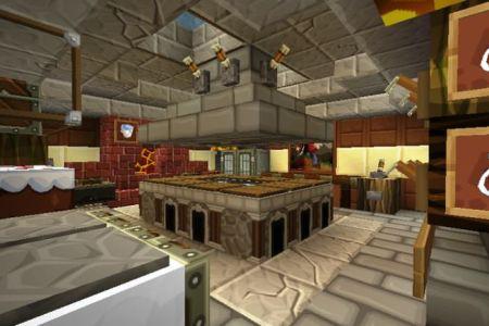 quality minecraft kitchen design